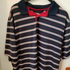 Men's reebok 3xlt golf shirt